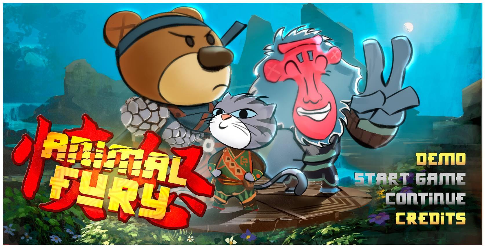 Ignition games, ignitiongames, animal fury, tan grande y jugando