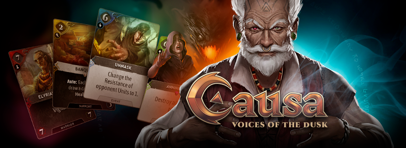Causa, Causa, Voices of the Dusk, niebla games, industria indie, juegos de chile, chile, tan grande y jugando.