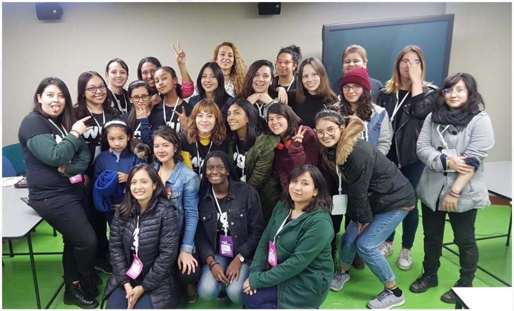 Women Game Jam 2019, Participantes, mujeres en videojuegos, mujeres en los videojuegos, feminismo y videojuegos