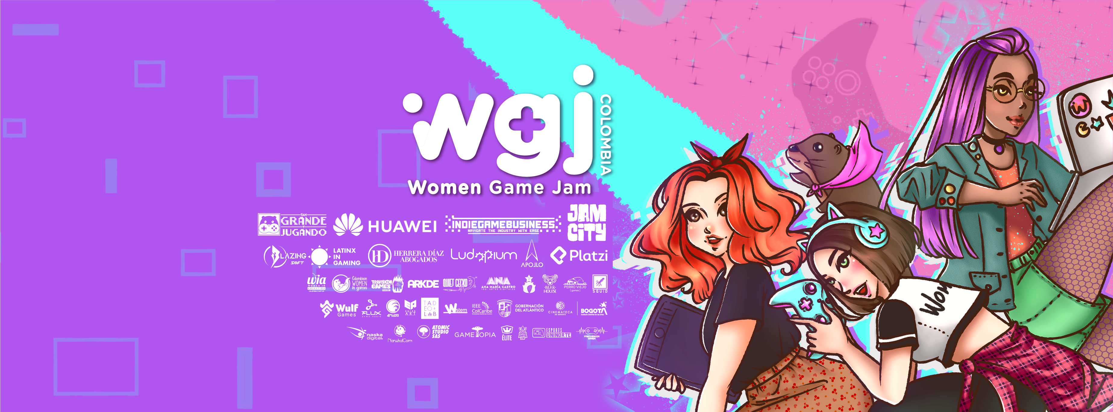 Women Game Jam Colombia