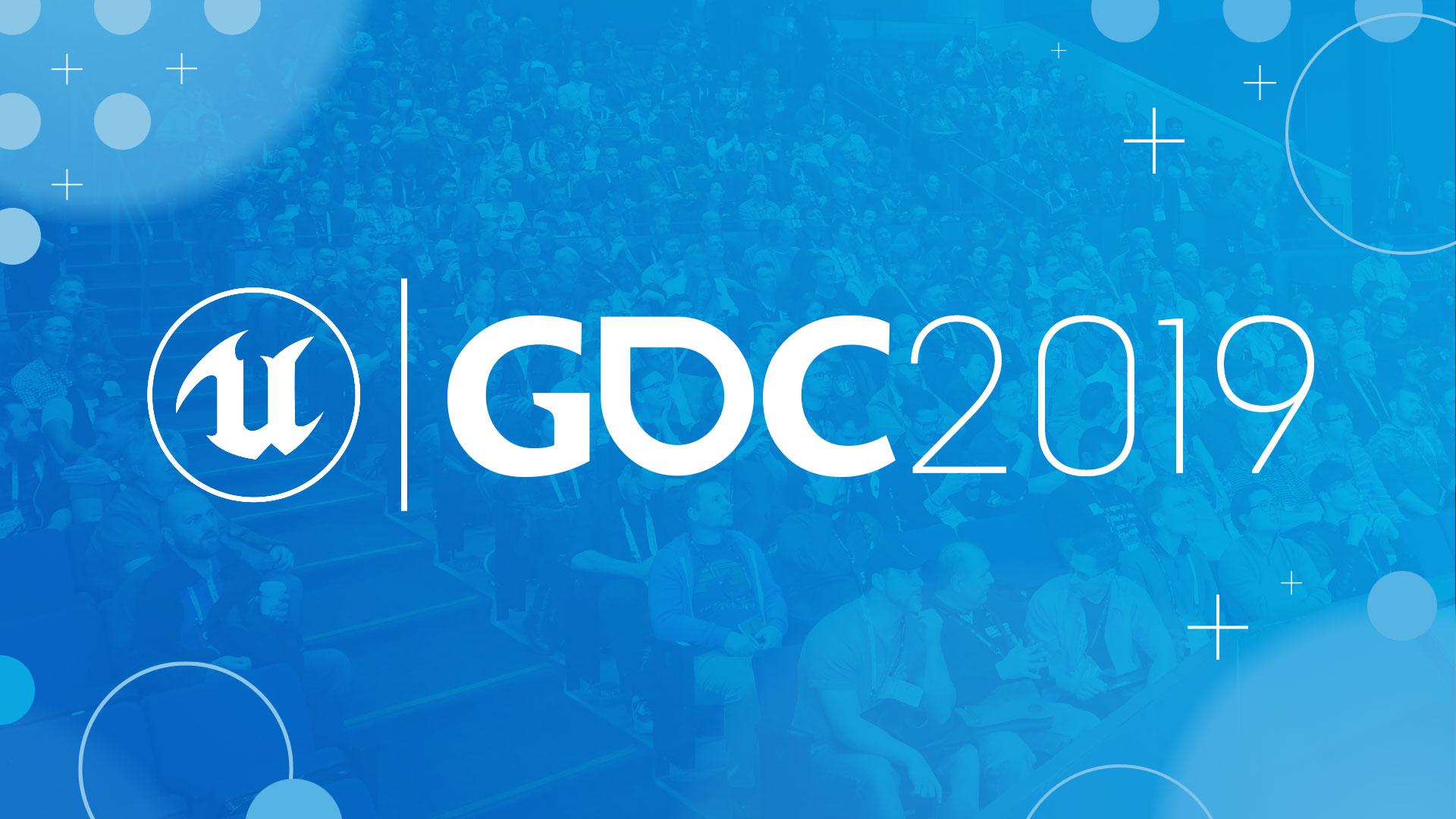 Unreal Engine, Unreal, gdc, Unreal Engine gdc, tan grande y jugando