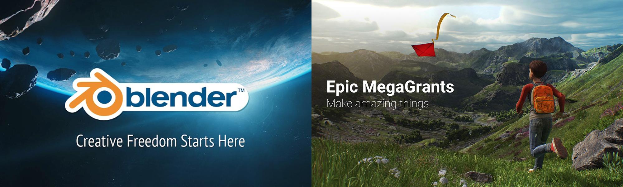 EpicMegaGrants, BLENDER, Epic Mega Grants, Epic, unreal engine, animación, 3d,