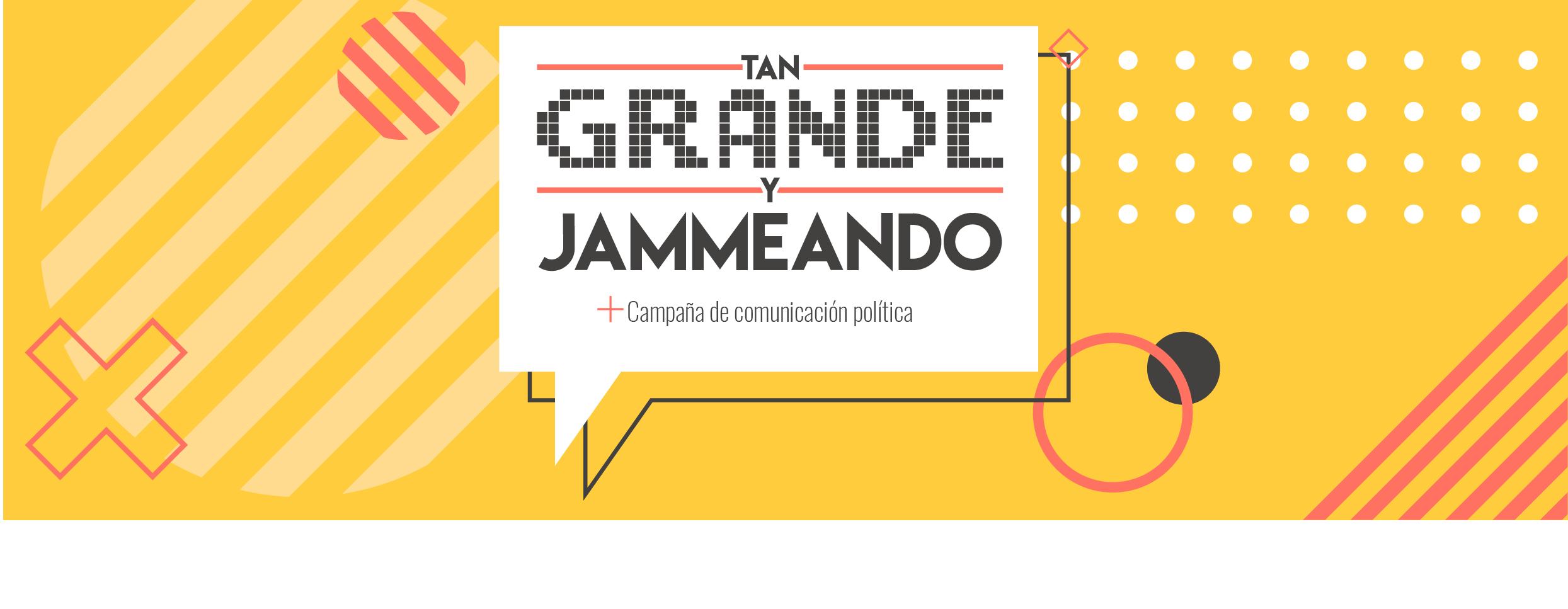 Social Jam, Jam social, Tan Grande y Jameando
